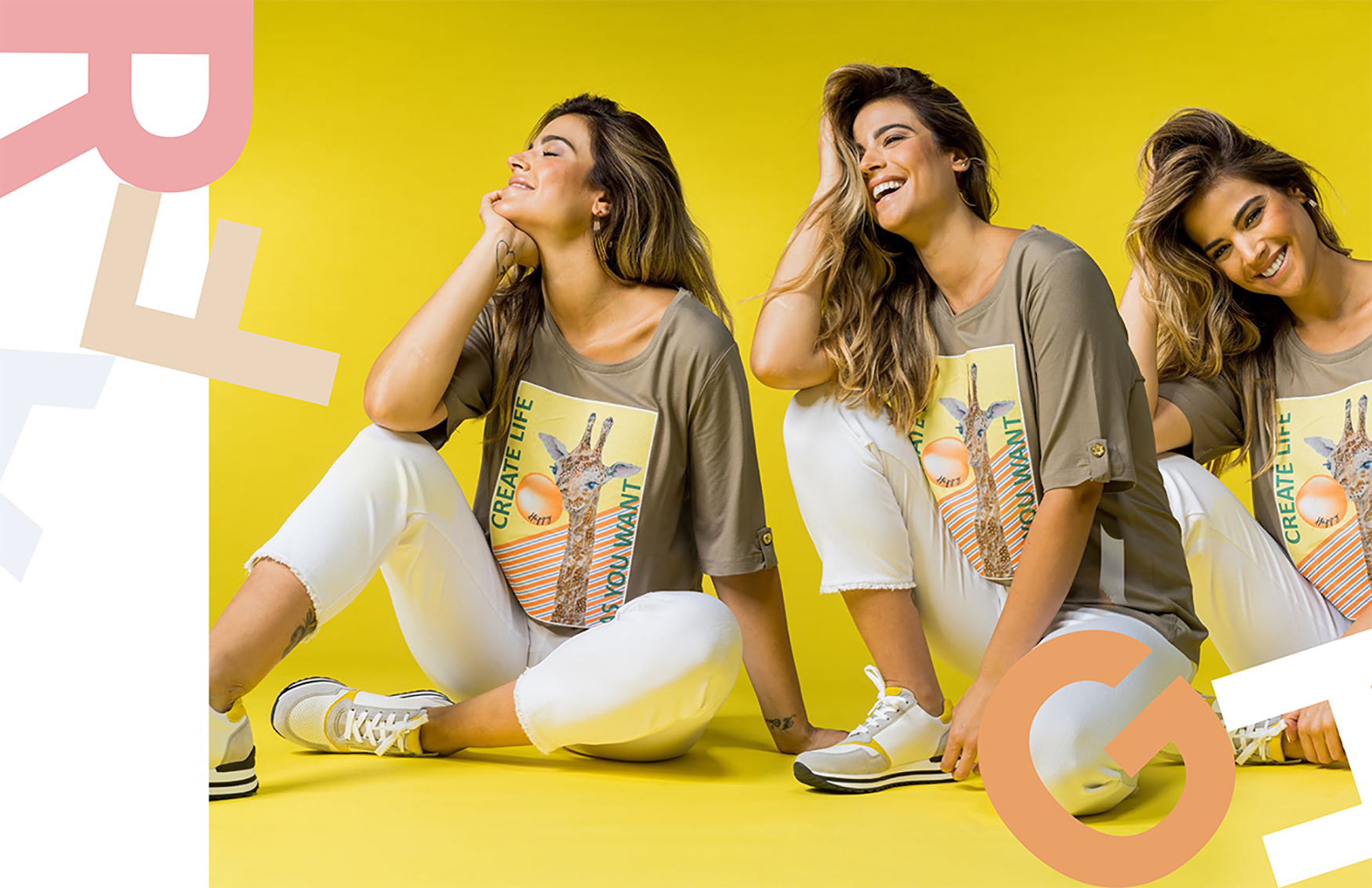 seeyou by Biggi M. Creative fashion for connecting sizes and large sizes
